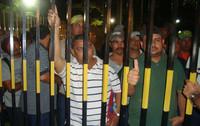 Honduras: grande mobilitazione sociale a sostegno della lotta dello STIBYS e del salario minimo