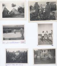 Foto ricordi somali (7° Alias Mohamed nella boscaglia somala)