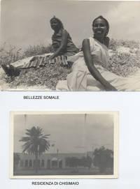 Foto bellezze somale e residenza di Chisimaio(7° Alias Mohamed nella boscaglia somala)