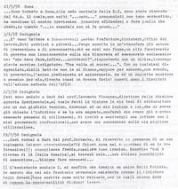 """Diario Sabbetta scopre dell'esistenza di un fascicolo """"delicato"""" personale in essere al Ministero degli Esteri. (9° Esilio in patria)"""