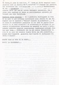 Diario. Condanna a vita senza processo pg. 2 (11° memoriale j'accuse)