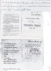 Diario Porto d'armi britannico, commento sull'elucubrazione politica  (12° Condanna a vita senza processo)