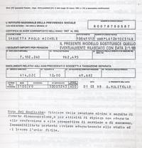 Sabbetta titolare di una pensione minima  a seguito di forzata disoccupazione (12° Condanna a vita senza processo)