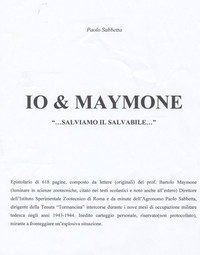 "14° Memoriale ""Io & Maymone"""