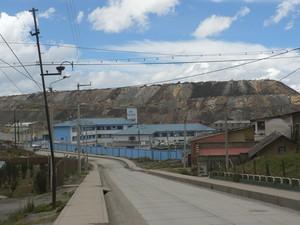 L'ospedale di Cerro de Pasco