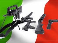Il mercato criminale dell'industria italiana delle armi