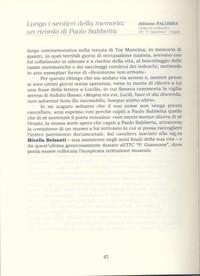 """""""L'Albatro"""" rivista culturale dell'I.T.C. Giannone di Foggia pg. 3"""