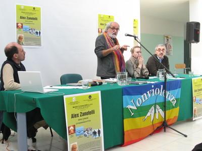 Alex Zanotelli conferenza a San Ferdinando di Puglia - 10 marzo 2009