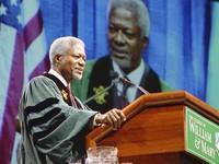 Kofi Annan: no alla dottrina Bush