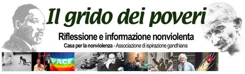 Logo sito Il grido dei poveri