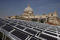 Il Vaticano avrà l'impiantosolare più grande d'Europa