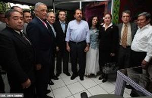 Ministri della Sanità del SICA