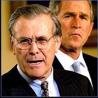 Donald Rumsfeld (Foto internet)