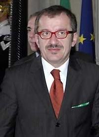 Il ministro degli Interni Roberto Maroni