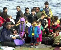 No alla deportazione degli immigrati nei campi di concentramento libici