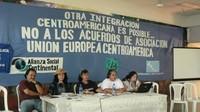 Movimenti sociali centroamericani: NO all'Accordo di Associazione con l'Unione Europea