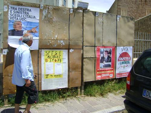 """Carloforte (CA), un """"manifesto pirata"""" contro le spese militari"""