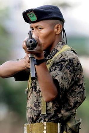 Militare golpista in Honduras