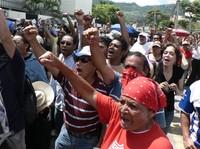 Honduras: La resistenza al colpo di stato è in tutto il paese