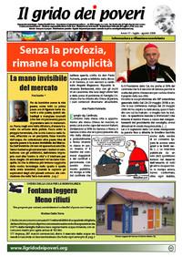 IL GRIDO DEI POVERI (mensile di informazione e riflessione nonviolenta) luglio-agosto 2009