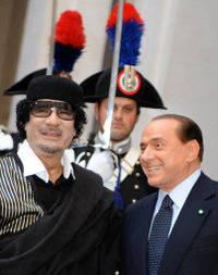Cresce la presenza dei libici in Finmeccanica: Gheddafi ha il 2,1%