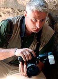 """""""Ti racconto la mia vita di fotografo di guerra"""""""