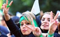 Con le persone che lottano in Iran