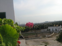panorama di casa Fornaro