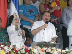 Daniel Ortega (Foto G. Trucchi)