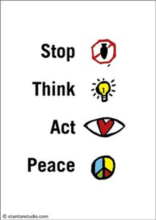 Stop, think, act, peace http://www.saveasocialworker.org/protest/others/stanton/