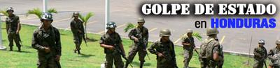Campagna internazionale UITA contro il colpo di Stato in Honduras