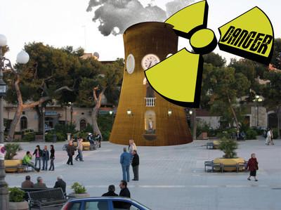 San Ferdinando di Puglia jurassica scommette sull'energia nucleare.