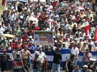 Honduras: La resistenza non si ferma e mantiene il suo programma
