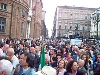 Ciao Roma, qui Torino!