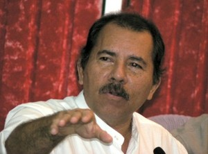 Porte aperte a una nuova candidatura di Daniel Ortega © (Foto G. Trucchi)
