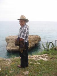 A Felipe Arreaga, uomo nato libero