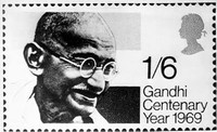 Mahatma Gandhi, il vincitore mancato