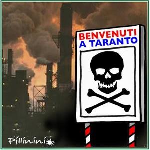 Benvenuti a Taranto, la città più inquinata d'Italia