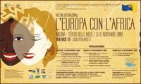 Meeting internazionale l'Europa con l'Africa