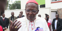Intervista radio a S.Em. card. John Njue, arcivescovo di Nairobi e Primate del Kenya
