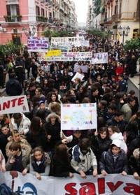 La Grande Marcia per l'ambiente e il ruolo che abbiamo noi giovani
