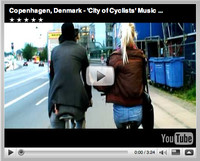 Copenhagen city of cyclists