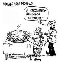 Diossina nel piatto