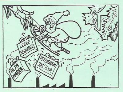 Babbo Natale antidiossina