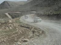 Lungo le strade polverose del Kurdistan iracheno (marzo 2006)