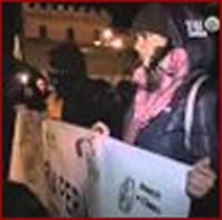 Video sulla Marcia per la pace 2009