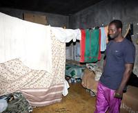 condizioni di vita dei migranti a Rosarno
