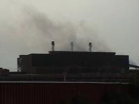 Dopo l'inaugurazione, l'Acciaieria 2 Ilva continua a emettere fumi non convogliati
