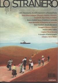 la copertina del numero di novembre 2009 della rivista letteraria