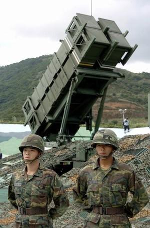 soldati Taiwan